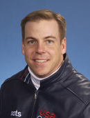 Photo of Todd Hays courtesy USOC, used with permission
